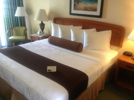 BEST WESTERN PLUS Deerfield Beach Hotel & Suites: Are bedroom