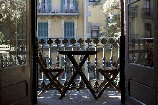 El Balcon del Born: View from room