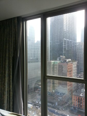 Club Quarters Hotel, World Trade Center: View from Room 1815