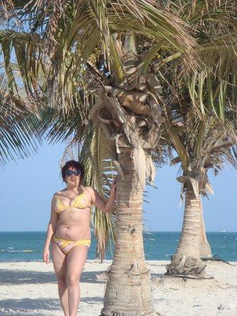 Rafee Hotel: пляж