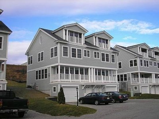 The Seagull Inn and Condominiums: Townhouses