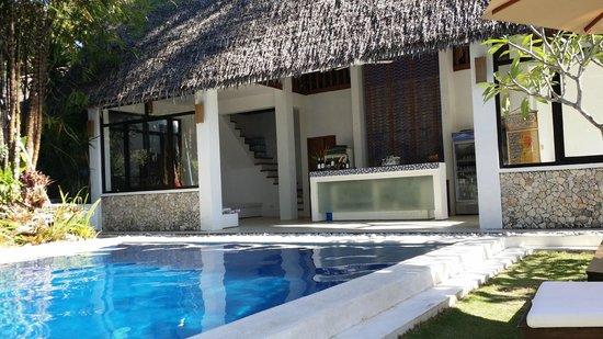 Buri Resort & Spa: Baren