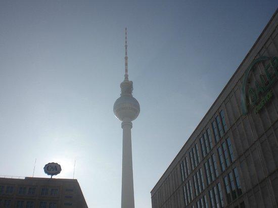 Dinea Restaurant Berlin : vista esterna