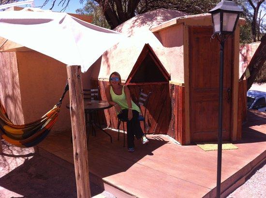 Domos y Eco Camping Los Abuelos: Domo n•1
