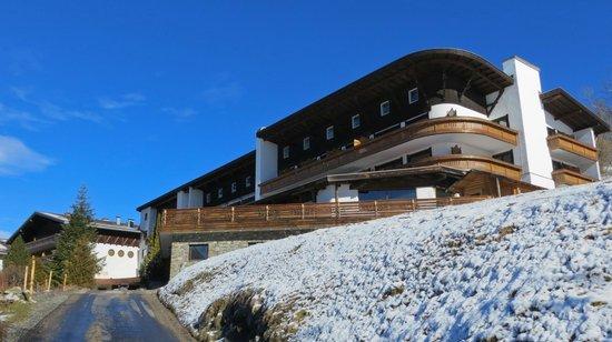 Berghotel Tirol: Hotelansicht