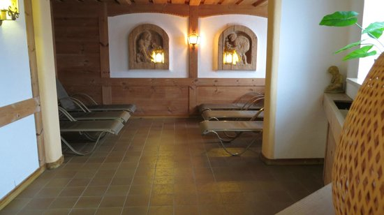 Berghotel Tirol: Spa