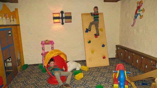 Berghotel Tirol: Kinderbereich
