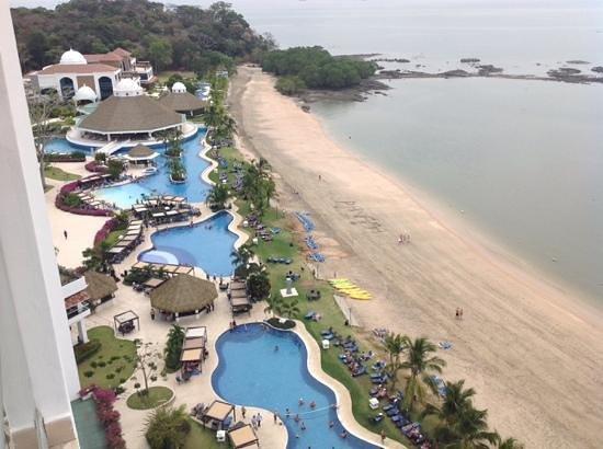The Westin Playa Bonita Panama: vista del westin piso 11
