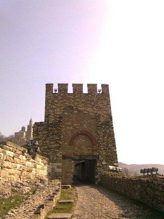 Fortaleza de Tsarevets: Entrance