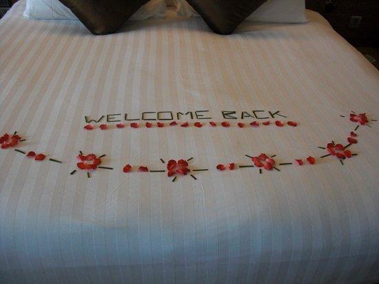 Novotel Phuket Kata Avista Resort and Spa : Flower bed