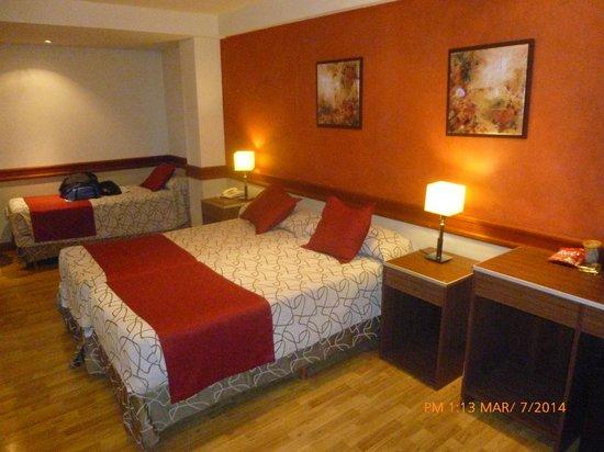 Hotel Aguas Del Sur: amplia