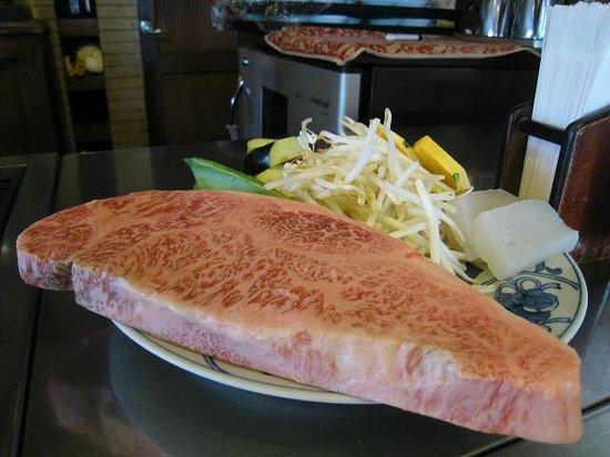 Steak House Restaurant Sho: 勝