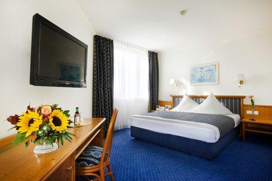 Lechpark Hotel : Doppelzimmer Deluxe