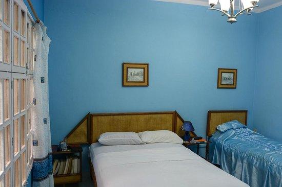 Hostal Jose y Kirenia: Schlafzimmer2