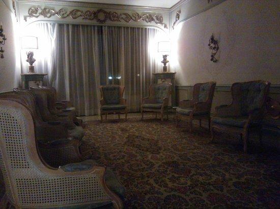 Abano Ritz Terme: sala