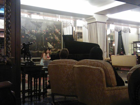 Abano Ritz Terme: INTRATTENIMENTO SERALE