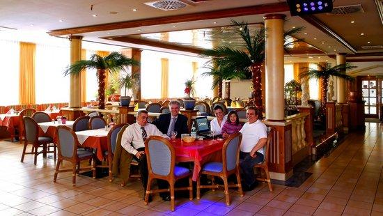 Lechpark Hotel: Ristorante Da'Aldo