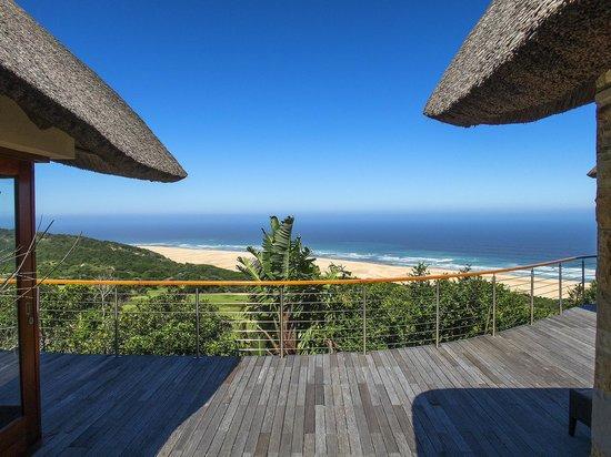 Oceana Beach and Wildlife Reserve: Main lodge