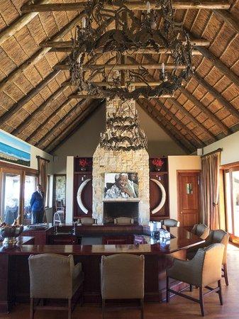 Oceana Beach and Wildlife Reserve : Main lodge