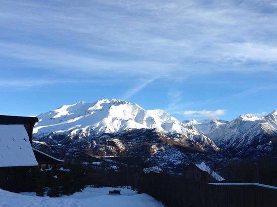 Piedrafita Mountain Lodge: Views from the Lodge