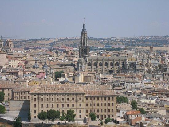 Parador de Toledo : Habitación con vistas