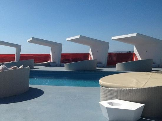 DoubleTree by Hilton Hotel Resort & Spa Reserva del Higueron : the Infinity pool