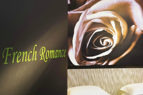 Le Fabe Hotel : Chambre French Romance
