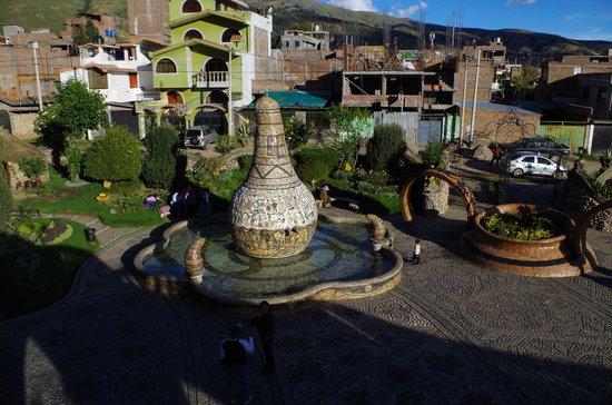 Parque de la Identidad Wanka: El principal monumento a la alfarería Huancaína