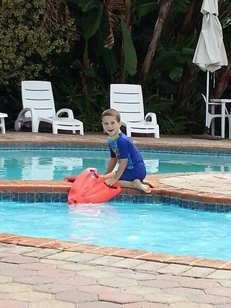 Pine Lake Marina: Children's pool