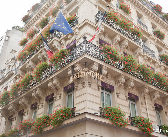 Sofitel Paris Baltimore Tour-Eiffel, hôtels à Paris