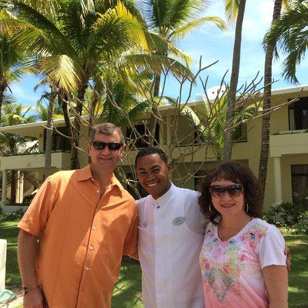 Paradisus Punta Cana: Bladimir, our Butler extraordinaire