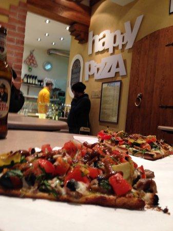 Happy Pizza: Bruschette favolose