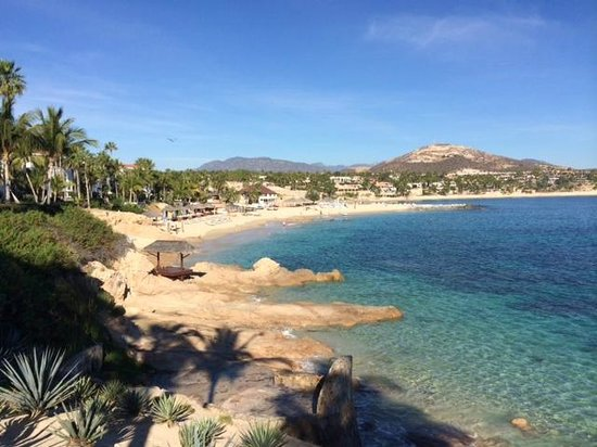 One & Only Palmilla : Breath-taking view from our room!