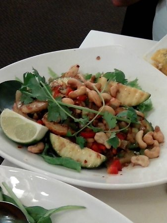 Golden Era Vegan Restaurant: Ocean of love