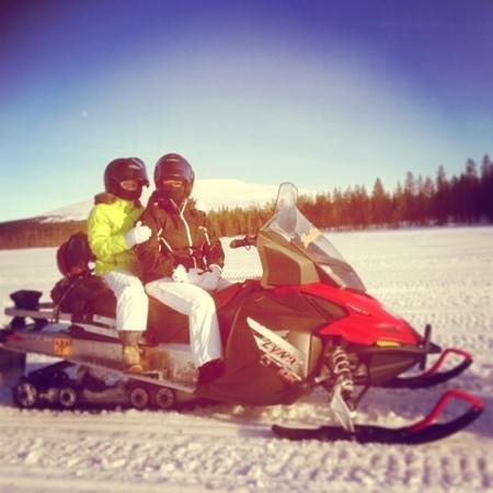 Snow Fun Safaris Lapland: snow what!