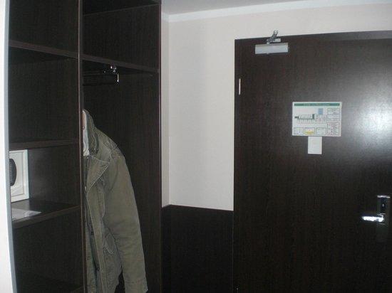 Ivbergs Premium: ingresso camera