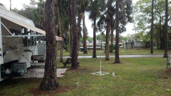 ramblers rest rv campground