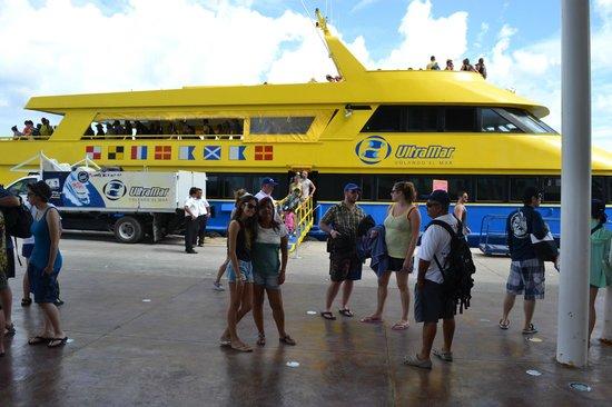 UltraMar Ferry : Ultramar 003