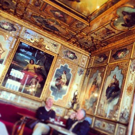 Caffe Florian Venezia: Interno