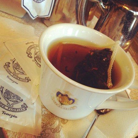 Caffe Florian Venezia: Tè Venezia 1720