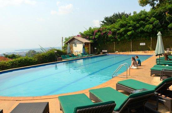Cassia Lodge: pool