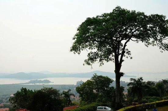 Cassia Lodge: view