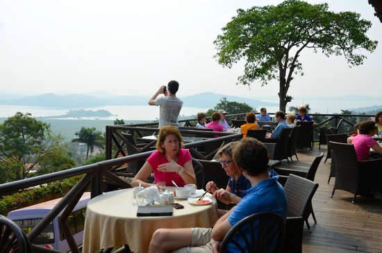 Cassia Lodge : breakfast