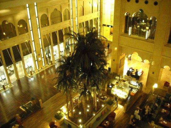 The H Dubai : Meezan - the restauant fro 2nd. floor