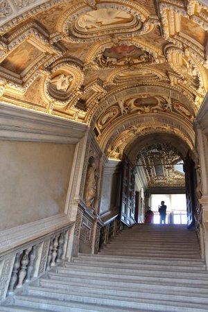 Palacio Ducal: scala d'oro