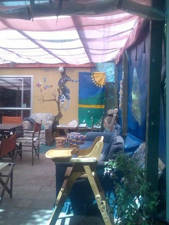 Eggsentric cafe's kids place