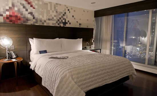 Le Meridien Mexico City: LM Guest Room