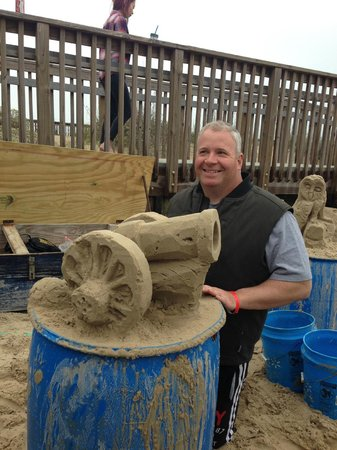Sandcastle Lessons : Come and Take It!