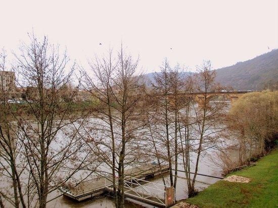 Hotel La Chartreuse : Vista desde la habitación.