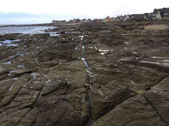 Cap Ouest: Il mare